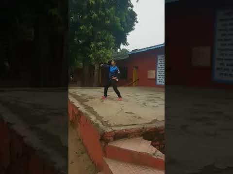 Folk Fitness Nanhe: Shanti Vidya Bhavan Hindi Medium School
