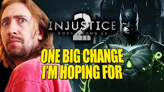 Final Beta Impressions & One Big Change I Want: INJUSTICE 2