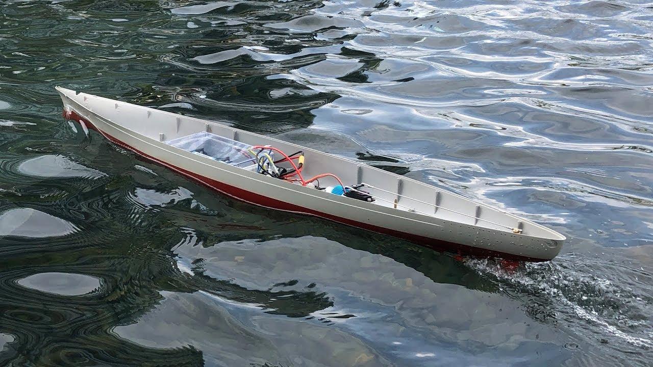 1/200 Bismarck Battleship RC Conversion Tutorial