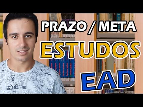 EAD - Como organizo os estudos | Educação a Distância na Estácio | Lucas Ramon