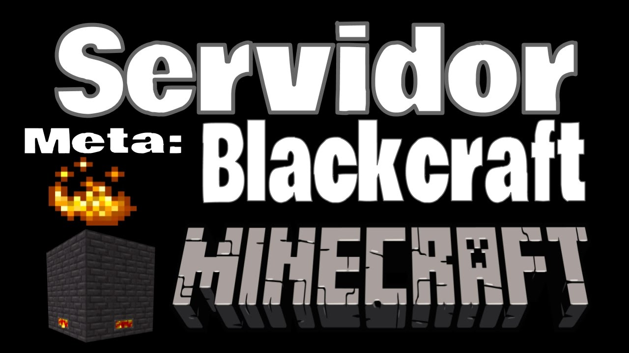 Blackcraft Server - Meta: Blaze Rod, Blast Furnace ...