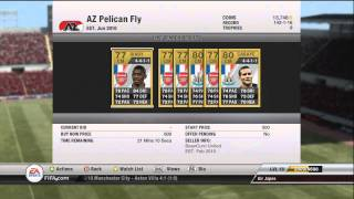 FIFA 12 Ultimate Team - 10k POWER HOUR