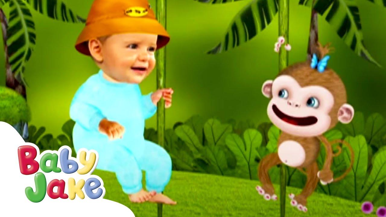 Baby Jake | Sydney the Copycat 🐒 | Full Episodes OR Yacki Yacki Yoggi