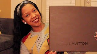 Louis Vuitton Unboxing + What's in my Bag! Thumbnail