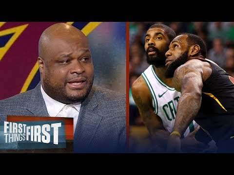 NBA Champion Antoine Walker's crazy theory on LeBron's next team | NBA | FIRST THINGS FIRST