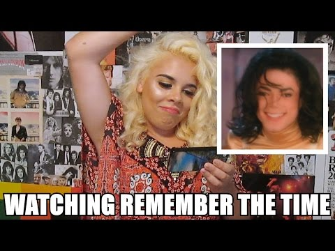 WATCHING REMEMBER THE TIME // ASHLEY † S COMMENTARY
