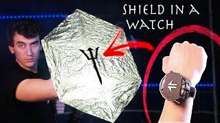 Make an Expandable Wrist Watch Shield - Percy Jacksons Style (Cheap Build)