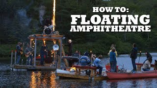 The FLOATING Amphitheatre