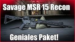 Savage MSR 15 Recon - AR15 Made in USA - Kuma Deutsch