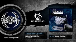 THE SICKEST SQUAD - A1 - DIGITAL COCAINE - DIGITAL COCAINE - NRTX37