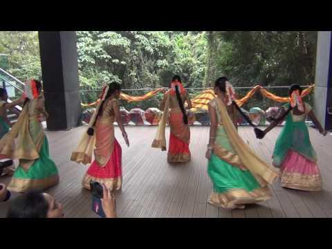 Telugu Medley song by Harshitha & team
