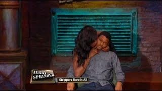 Striptease Backfires! (The Jerry Springer Show)