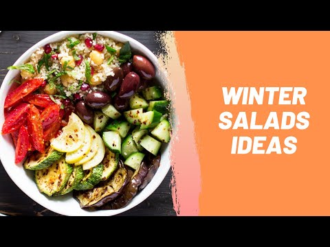 Winter Salads Ideas