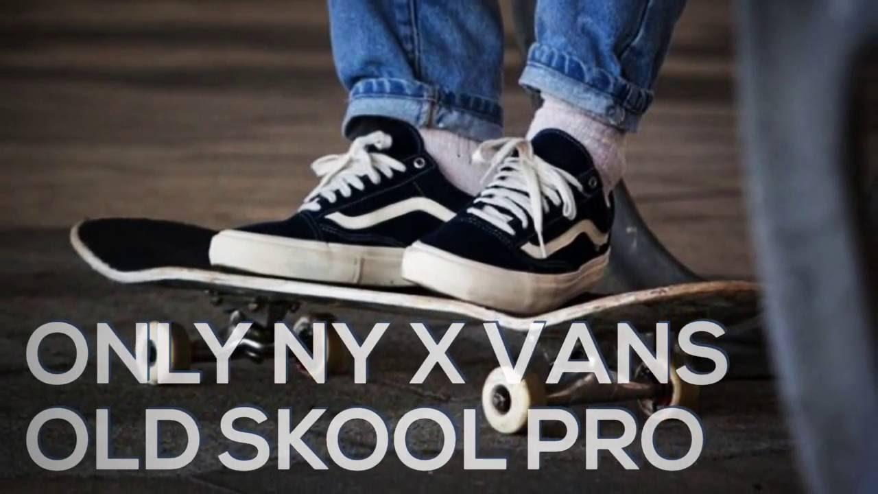 Vans Old Skool Pro