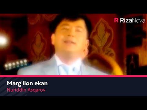 Nuriddin Asqarov - Marg'ilon Ekan