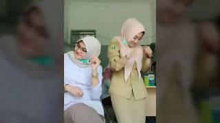 Download Video Tik Tok  Terbaru 5 video lucu perawat Cantik yang bikin kocak part 1 MP3 3GP MP4