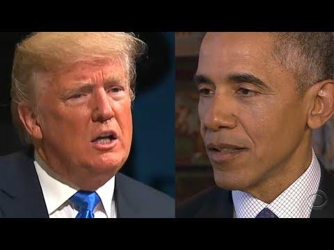 Obama never threatened North Korea like Trump did