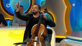 Čeky hrá metal na violončele (INKOGNITO)