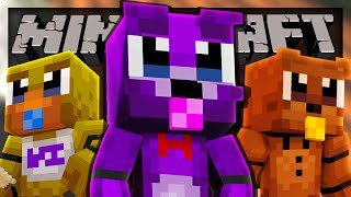 FNAF Who's Your Daddy | BABY ANIMATRONICS! (Minecraft Roleplay)