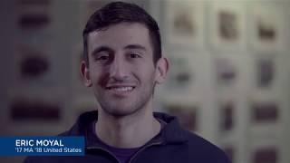 I Am Brandeis IBS: Eric Moyal
