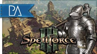 SpellForce III Gameplay - EPIC RTS/RPG Fantasy Game