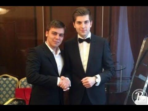 Телеведущий Дмитрий Борисов: