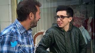 Roberto Leto (Periodista) - Rodrigro Noya (Actor) | Portadas Tv