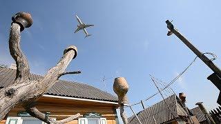 Вы сами все услышите: почему негодуют жители деревни Пятилетка возле аэропорта