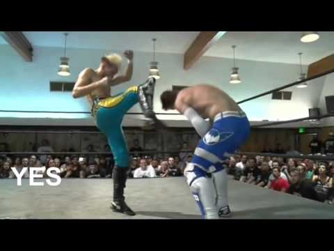 PWG Will Ospreay vs Mark Andrews - Battle of Los Angeles 2015 Stage 1 Highlights