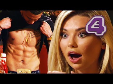 MIC's Toff Is Shocked By Blind Date Stripper's Abs! | Celebs Go Dating