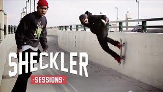 Sheckler Sessions - Skate for Change - Episode 11