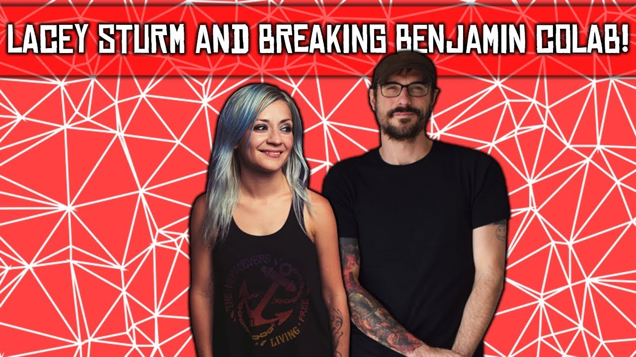 lacey sturm to be featured on new 2019 breaking benjamin acoustic album youtube. Black Bedroom Furniture Sets. Home Design Ideas