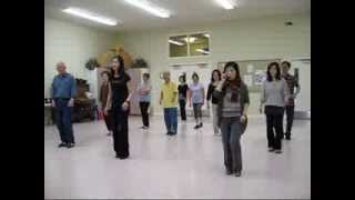 Clap Along ~ Amy Christian (Walk thru & Dance)