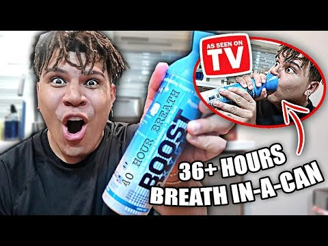 Testing As Seen on TV Products!! *UNLIMITED Breathing UNDERWATER*