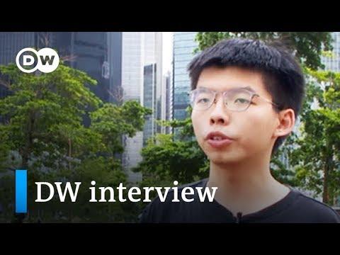 Hong Kong protest: Joshua Wong says Carrie Lam apology 'useless'   DW News