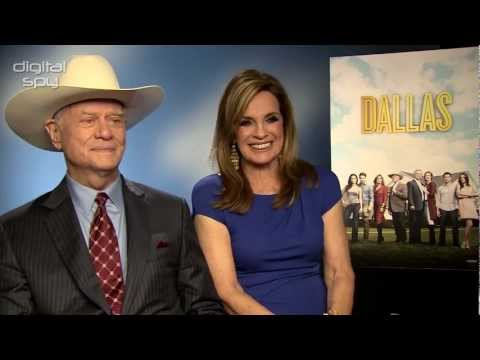'Dallas' cast on relaunching the iconic 80s drama
