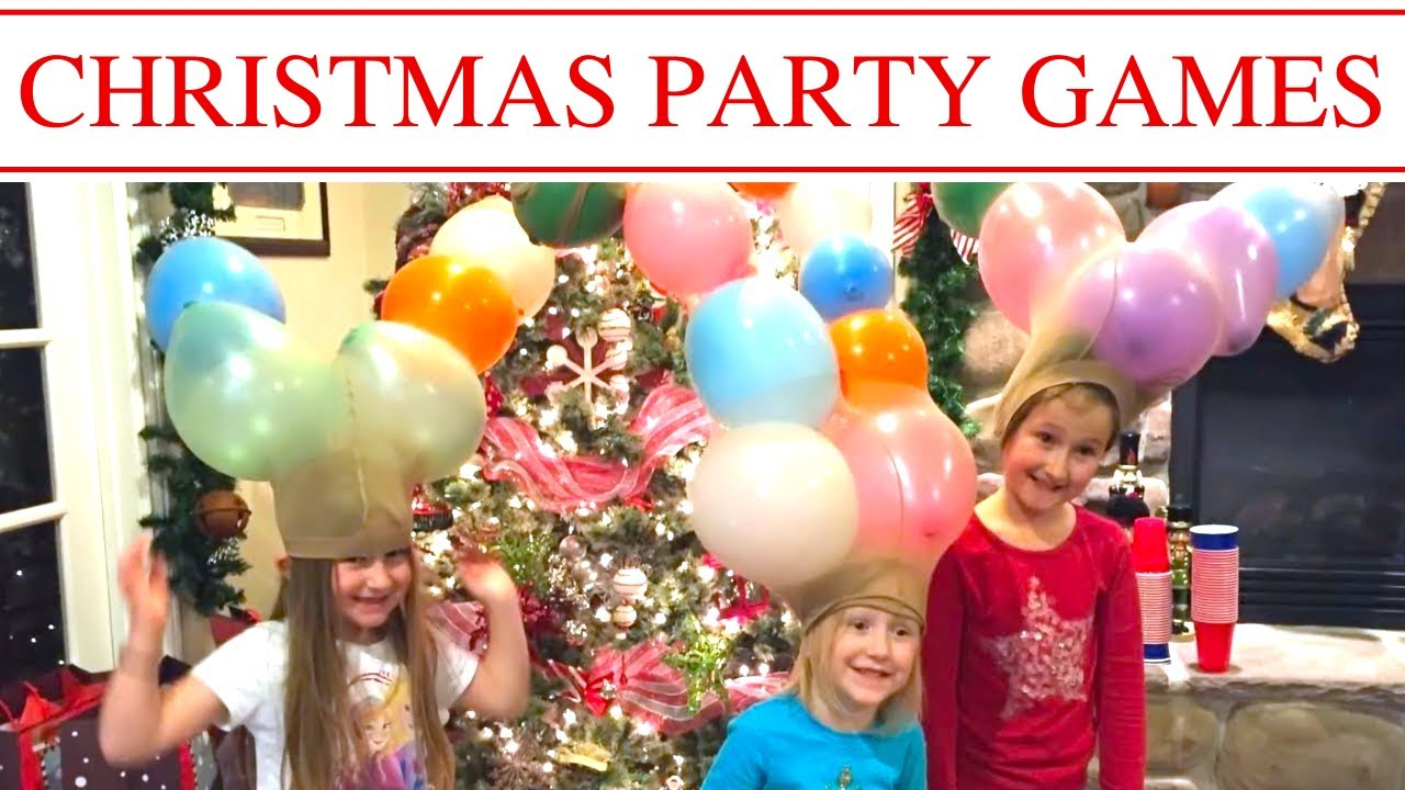 Family Party Games >> Family Party Ideas Holiday Party Ideas Youtube