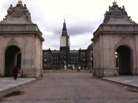 デンマーク コペンハーゲン宮殿 Palace in Copenhagen, Denmark