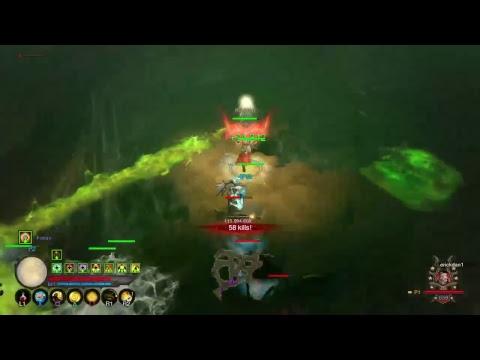 Diablo 3 season 10 online PS4 gameplay
