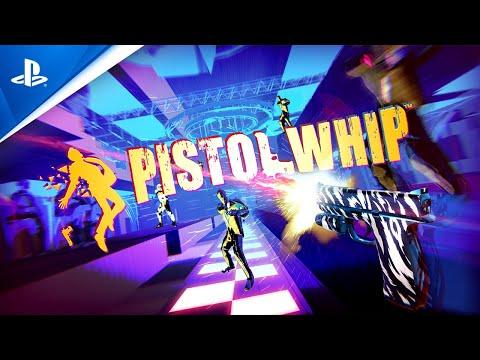 Pistol Whip - Launch Trailer | PS VR