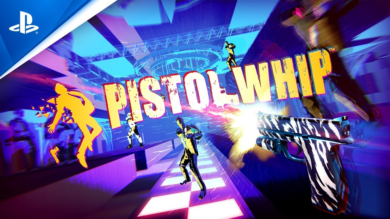 Pistol Whip VR - Launch Trailer