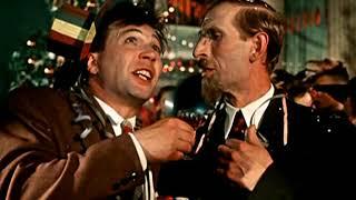 """Нарезка из советского новогоднего фильма """"Карнавальная ночь"""". Смешные моменты."""