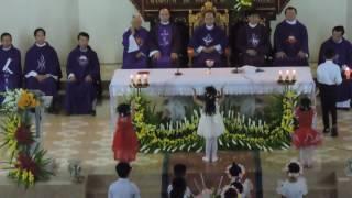 Dâng của Lễ -Thánh Lễ cao điểm tuần chầu lượt GX Vĩnh Hòa 18/12/2016