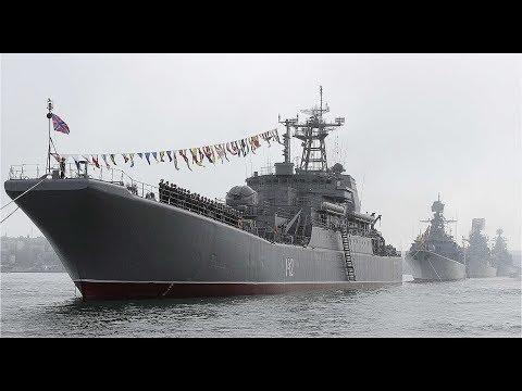 Russia Celebrates Pacific Fleet Day