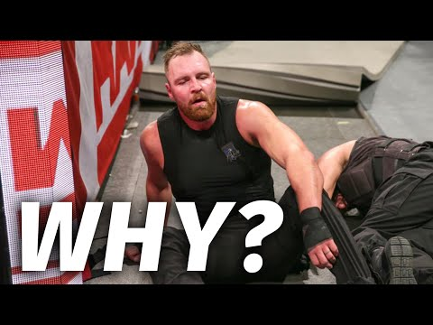 Why Dean Ambrose's Heel Turn Divided The Internet