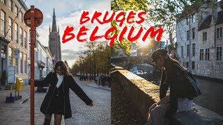 TRAVEL VLOG // Bruges, Belgium