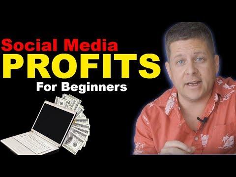 Social Media Profits - How To Make Money On Social Media For Beginners