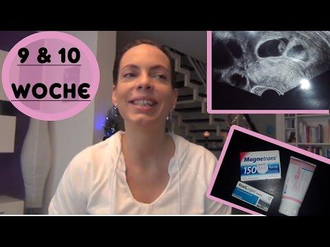 Schwangerschafts Update 9 & 10 Ssw/Hebamme/Zwillinge