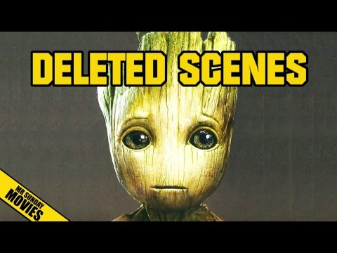 GUARDIANS OF THE GALAXY Vol 2 Deleted Scenes, Missing Characters & Vol 3