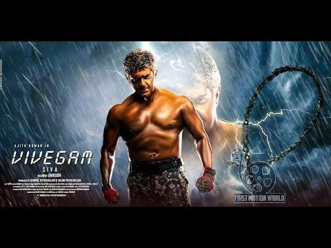 Vivegam- Official Trailer /Ajithkumar/Kajal Agarwal /akshara Hassan